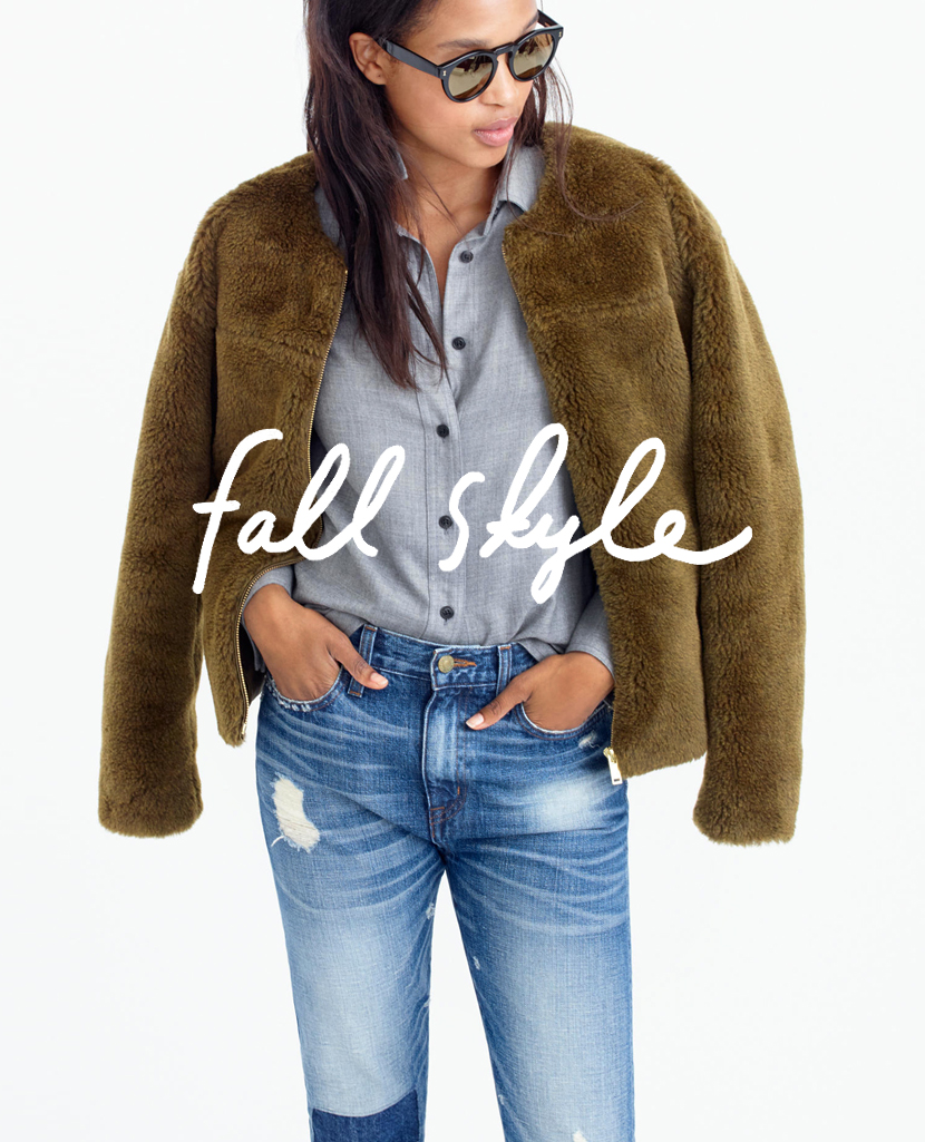 Fall Must Have Pieces | The Fresh Exchange