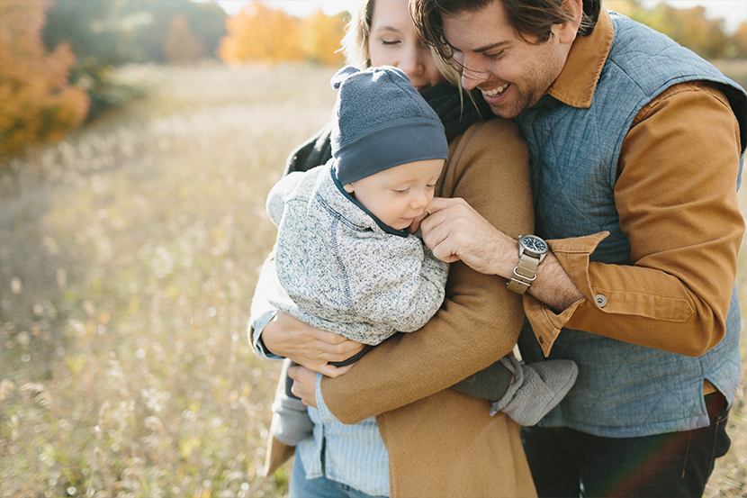 Our first Holiday season as a family of three | The Fresh Exchange