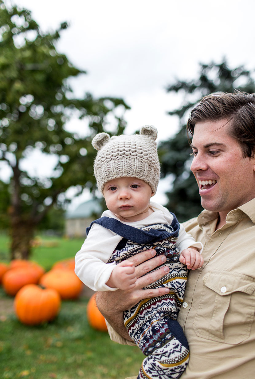 Family Trip To The Pumpkin Patch with Hanna Andersson | The Fresh Exchange