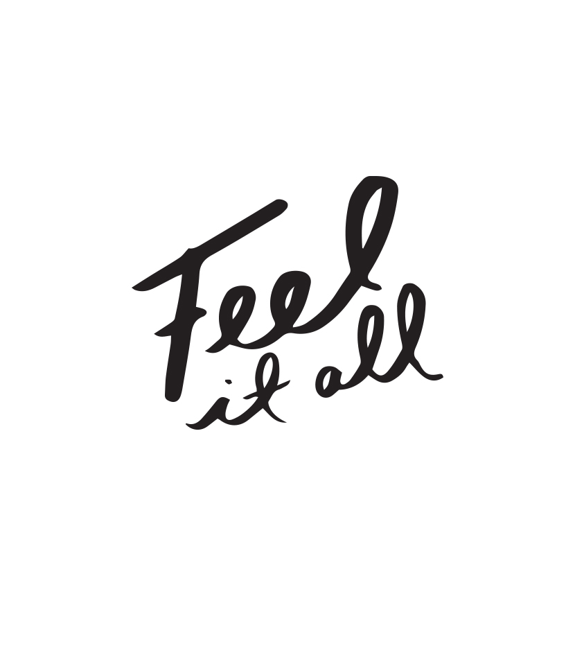 Monday Words: Feel It All | The Fresh Exchange