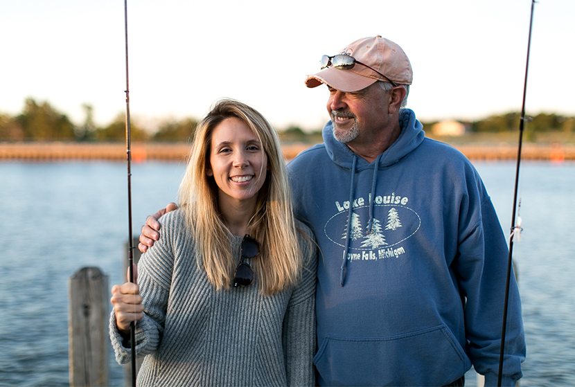 Weekend Goals: Fishing Lake Michigan | The Fresh Exchange