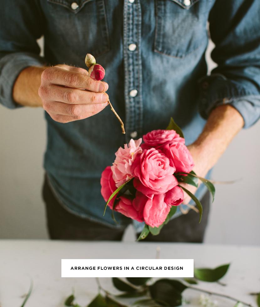 Garden DIY: Foraged Spring Bouquet  |  The Fresh Exchange