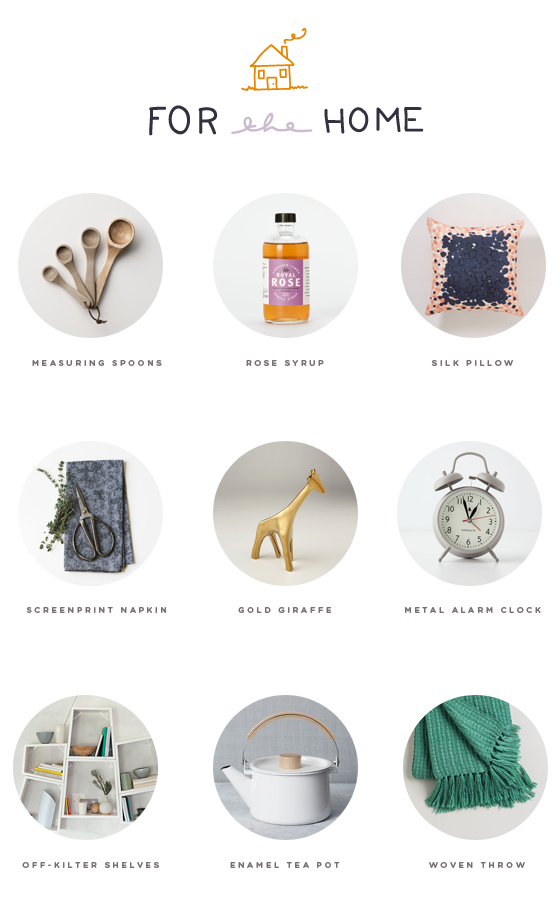 Found: For the Home  |  The Fresh Exchange