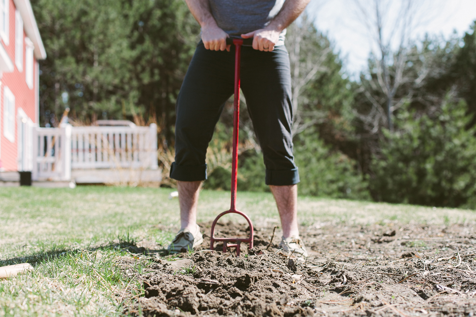 Gardening: Planning and Tilling  |  The Fresh Exchange