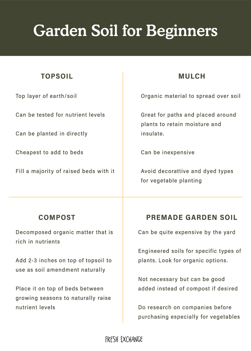 A Quick Guide to Soil for Beginners