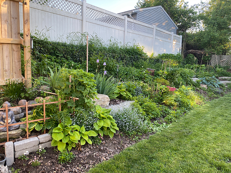 Garden Tour: Megan Stubbs of Grands Rapids, Michigan