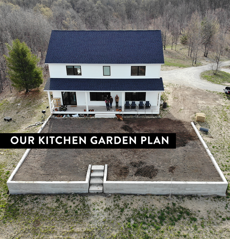 Kitchen Garden Planner: Our Kitchen Garden Plan
