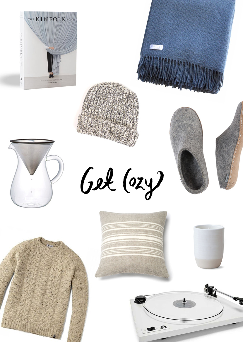 Get Cozy with Huckberry | The Fresh Exchange