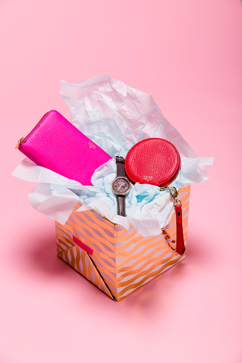 Gift Curiously with Fossil | The Fresh Exchange #FossilPartner #CallingAllCurious