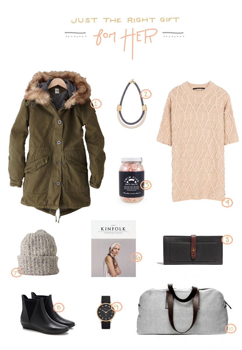 Gifts for Her | The Fresh Exchange