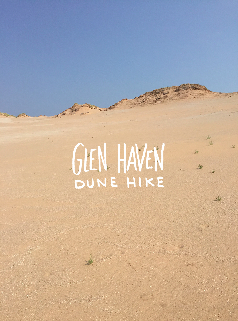 Glen Haven Dune Hike, Leelanau Peninsula, Michigan | The Fresh Exchange