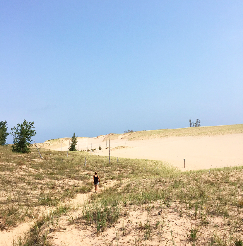 Hiking glen haven dunes fresh exchange for Glen haven