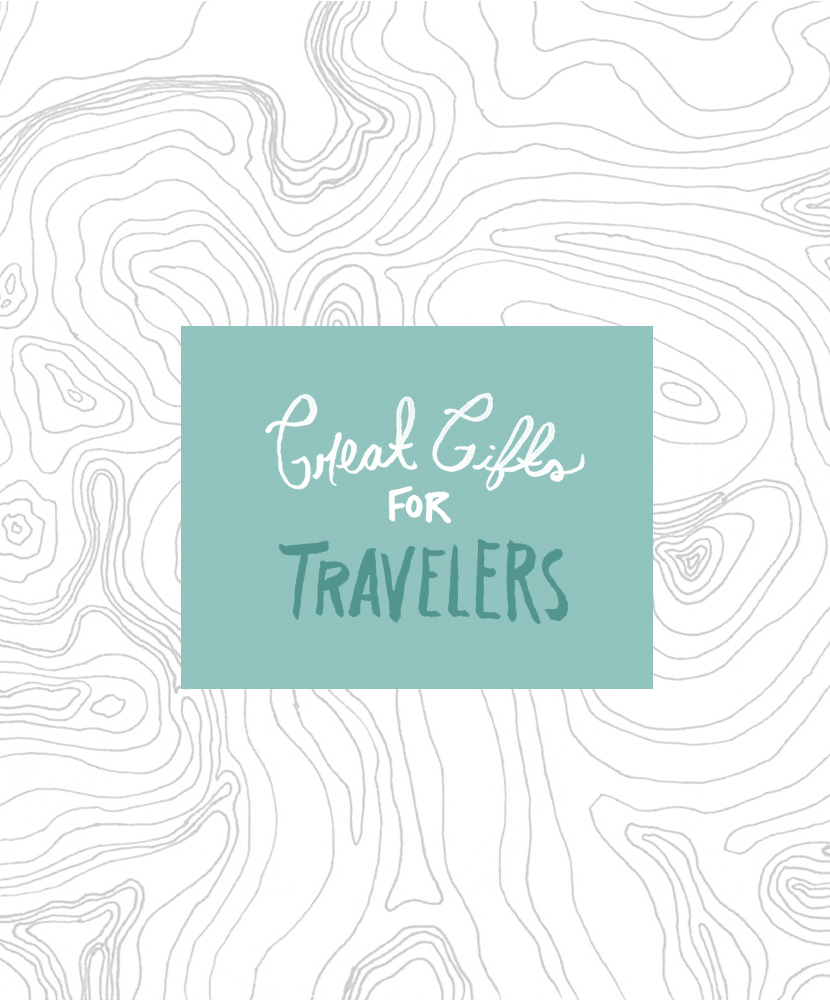 Great Gifts for Travelers | The Fresh Exchange