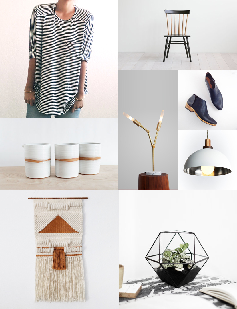 A Few Found Things  |  The Fresh Exchange