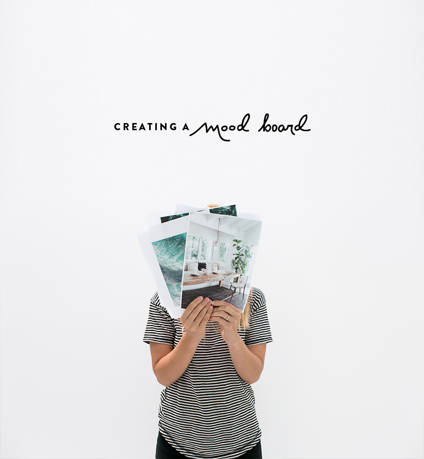 Creating a Mood Board with Instant Ink   |  The Fresh Exchange