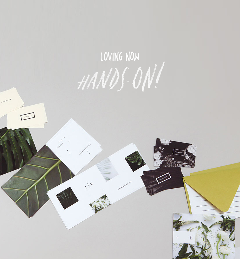Loving Now: Hands On Everyday | The Fresh Exchange
