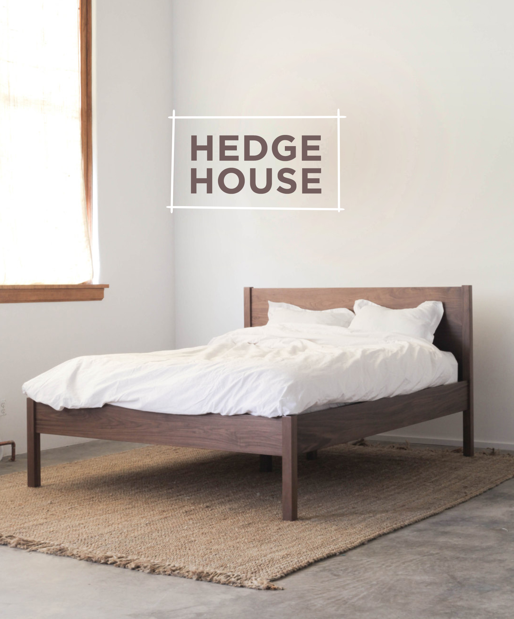 Hedge House Furniture  |  The Fresh Exchange