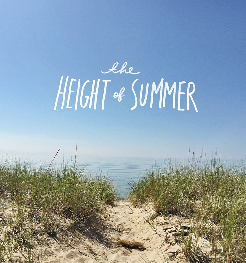 The Height of Summer | The Fresh Exchange