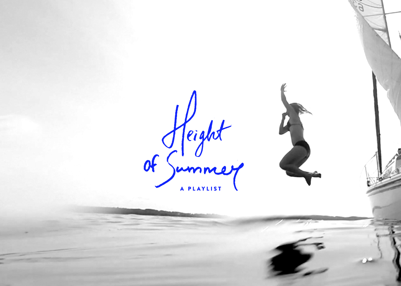 Height of Summer Playlist | The Fresh Exchange