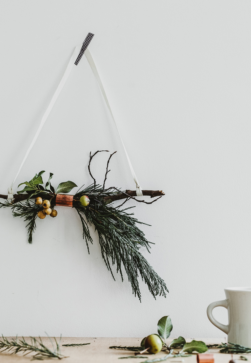 10 Holiday DIYs To Create This Weekend  |  The Fresh Exchange