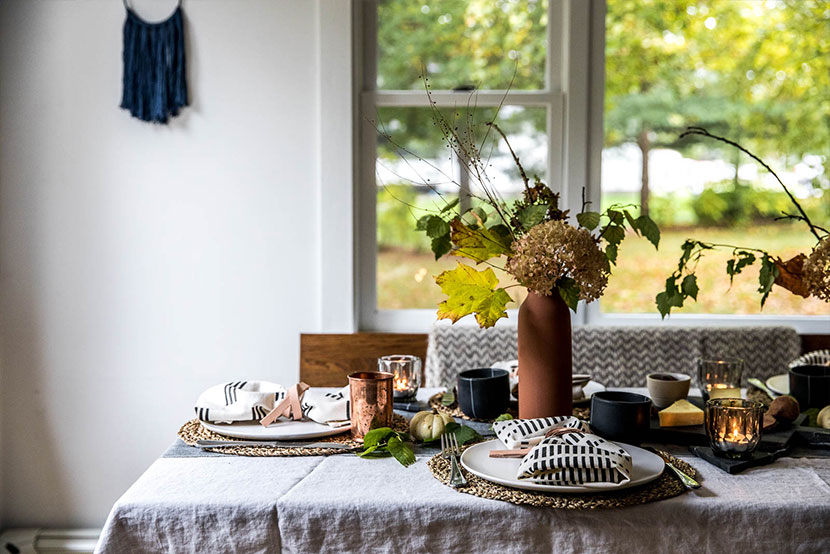 My Holiday Table Tips with The Citizenry