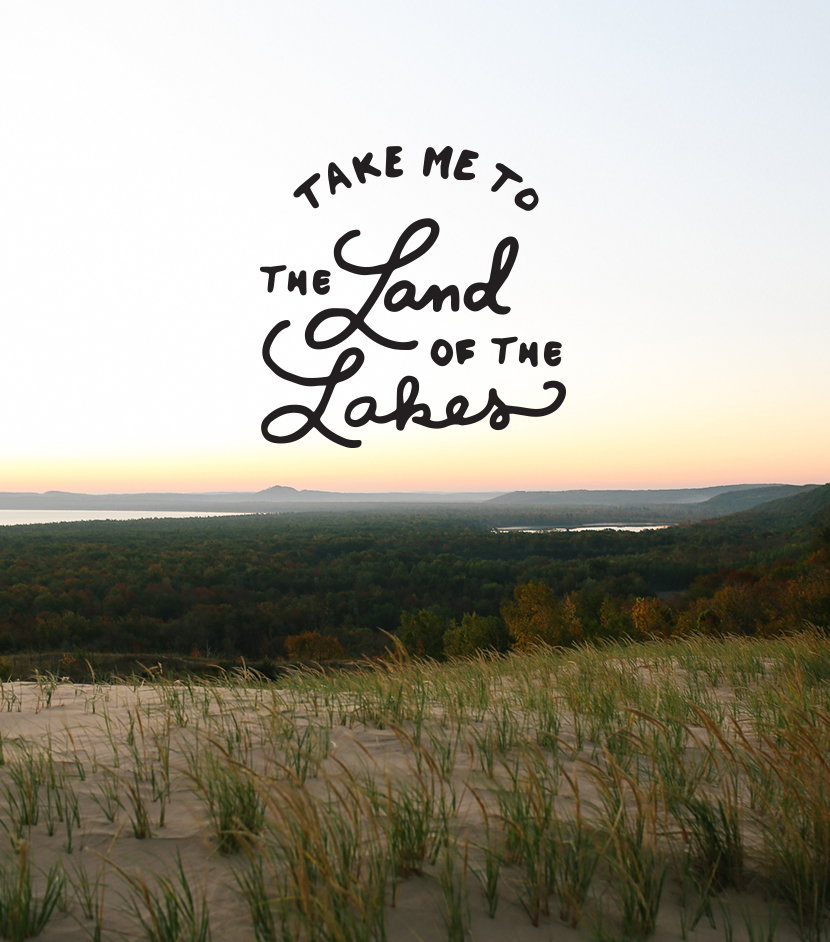 To the Land of the Lakes | The Fresh Exchange