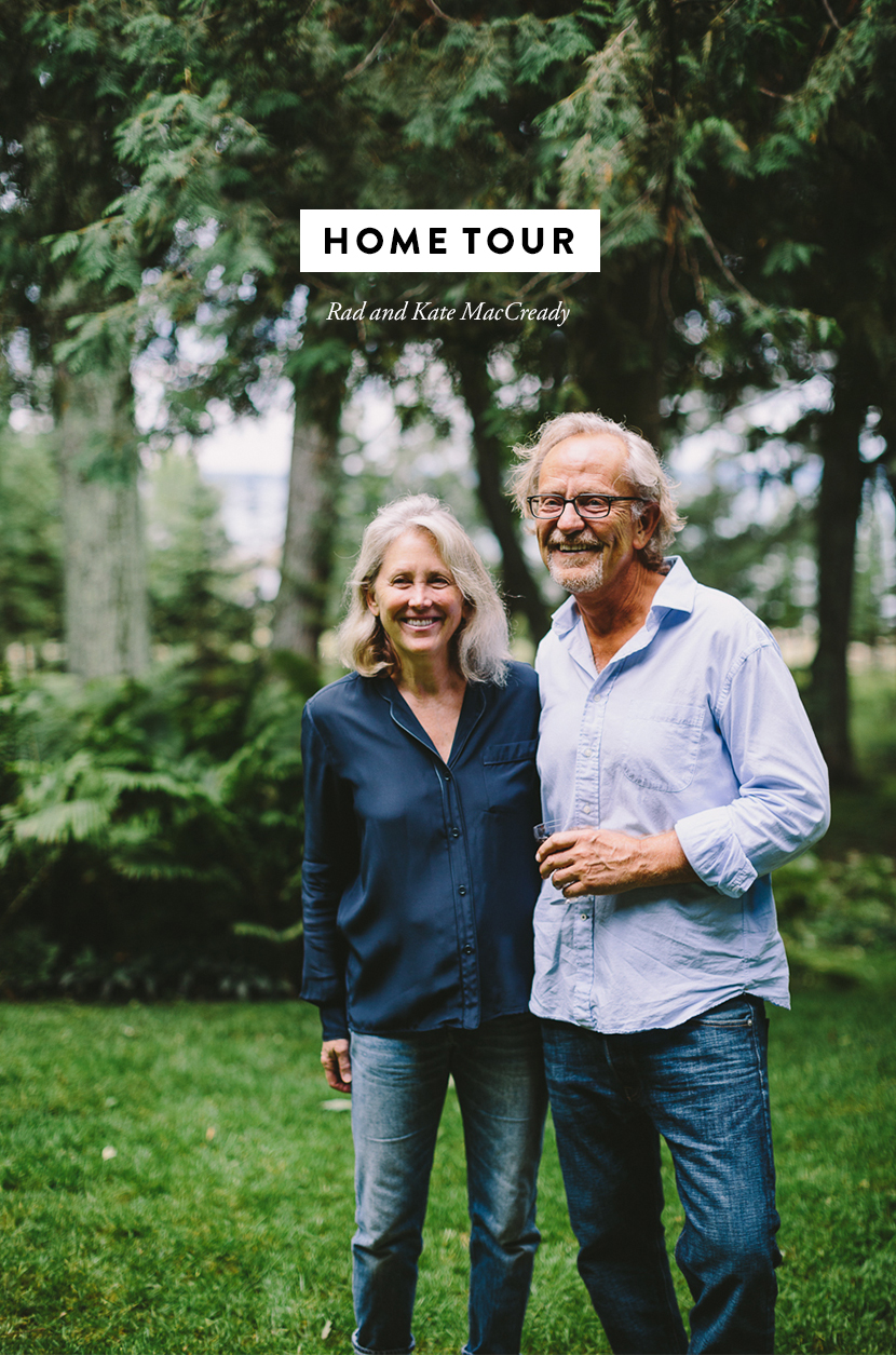 Home Tour: Rad and Kate MacCready  |  The Fresh Exchange