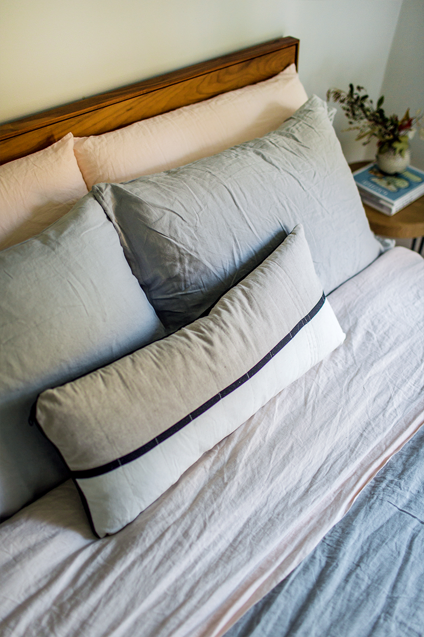 In Preparation for Winter change up your bedroom to be cozy and warm for the season but still lift your mood. Read more on The Fresh Exchange