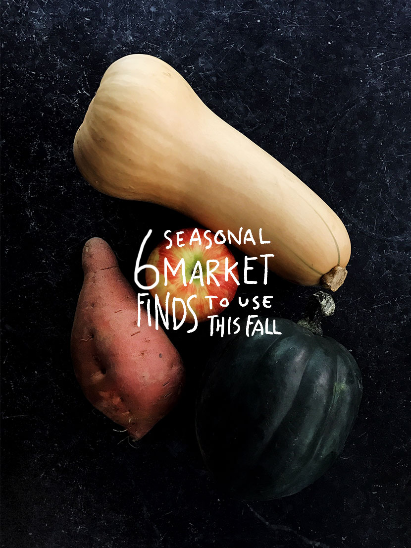 6 Fall Items to Get From The Farmer's Market | The Fresh Exchange