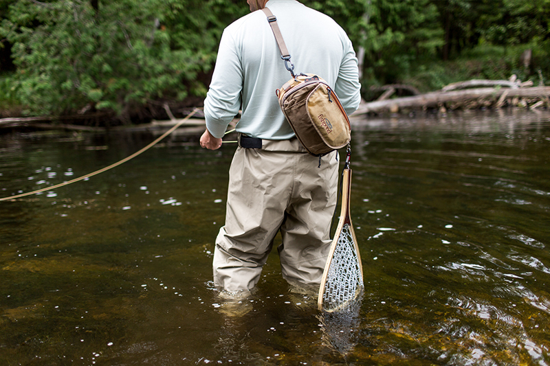 Fly Fishing the Maple River | Northern Michigan | The Fresh Exchange
