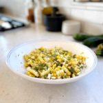 Grilled Corn Salad Image