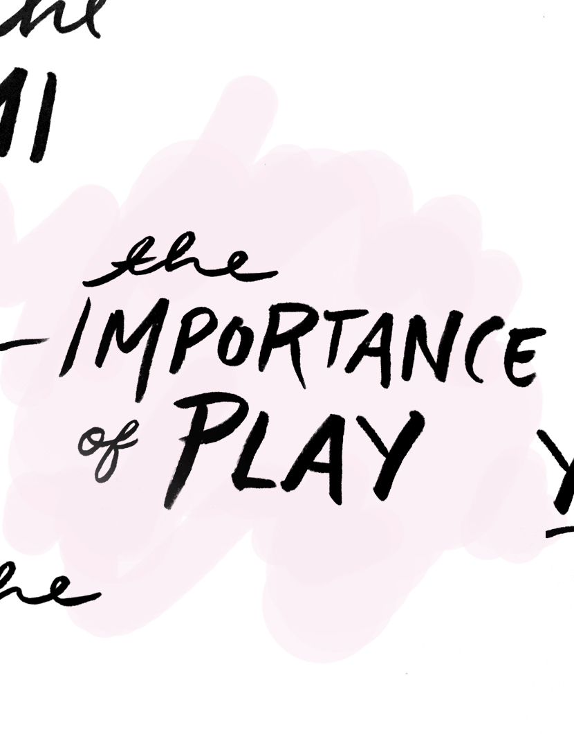The Importance of Play | The Fresh Exchange