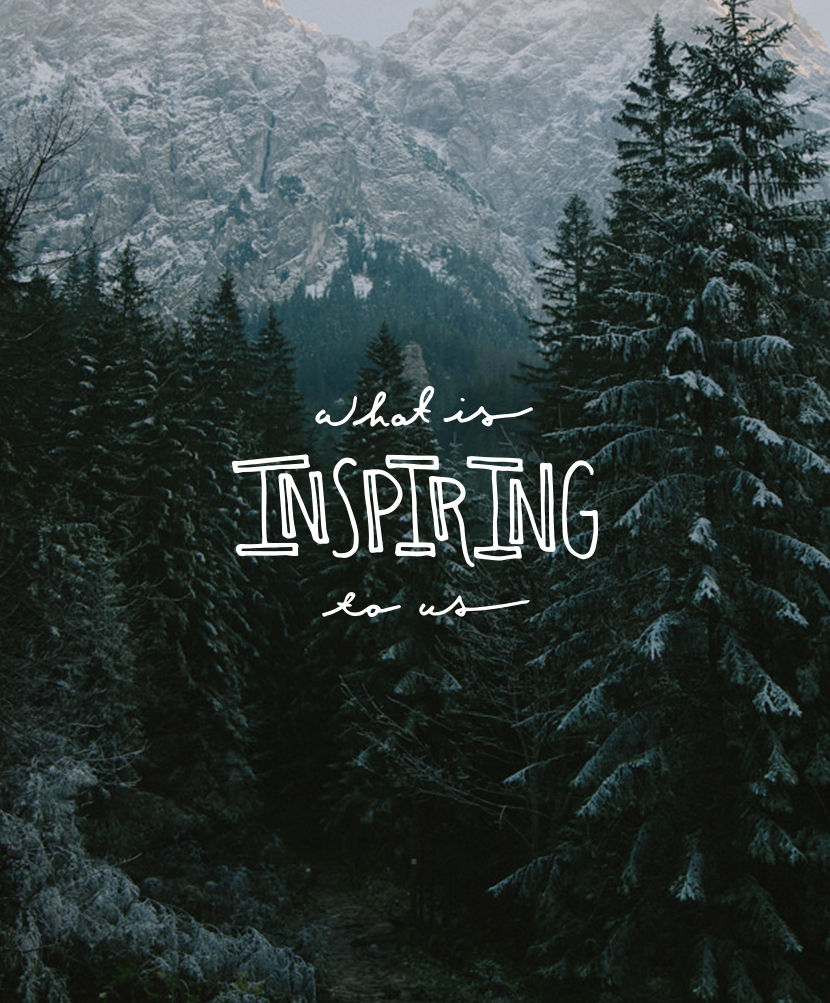 What is Inspiring Us | The Fresh Exchange