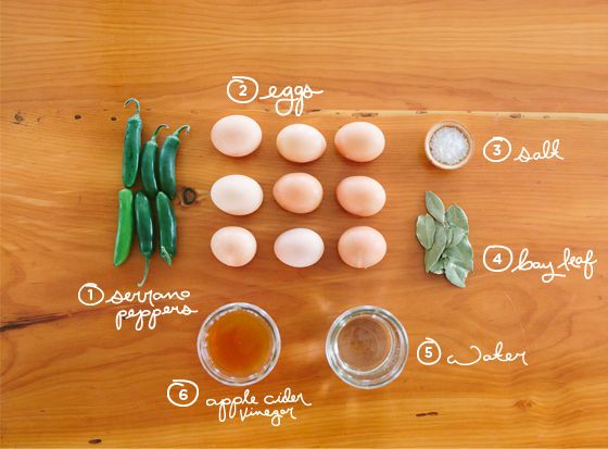 Just 5: Pickled Eggs with Epicure Catering  |  The Fresh Exchange