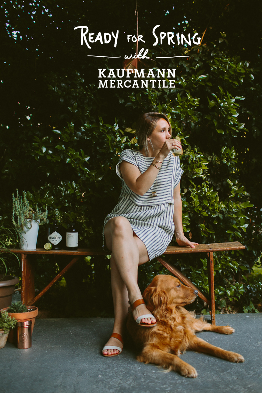 Kaufmann Mercantile Giveaway  |  The Fresh Exchange
