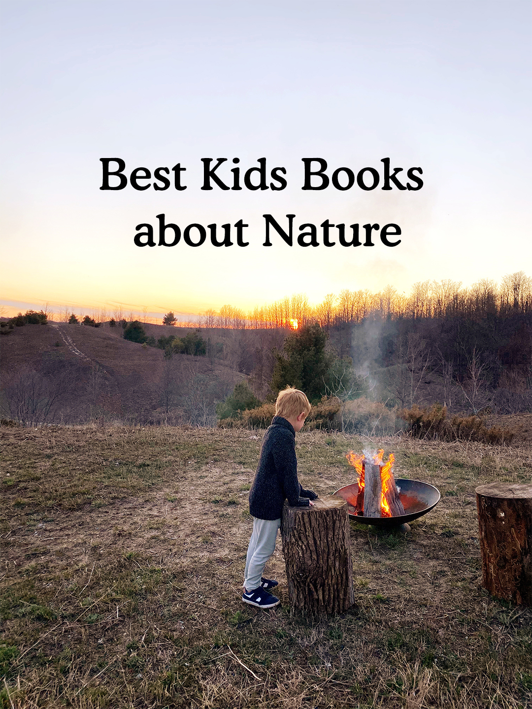 The Best Kid Nature Books for spring and Summer