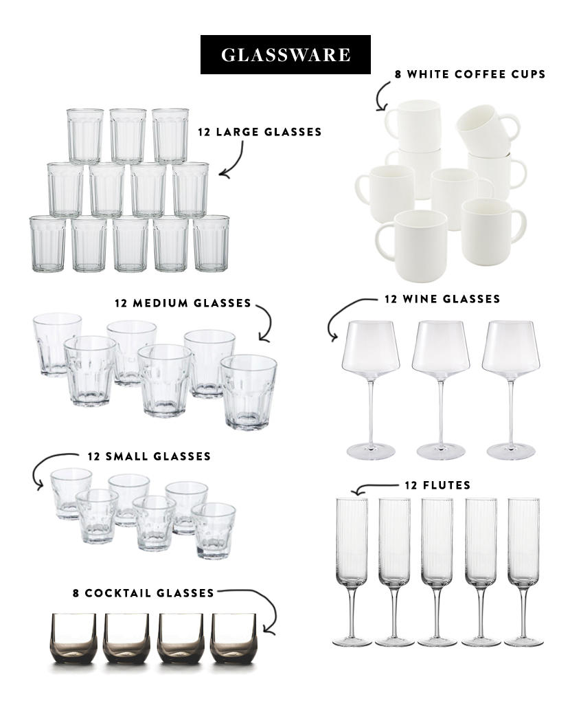 The Kitchen essentials you really need for a registry.