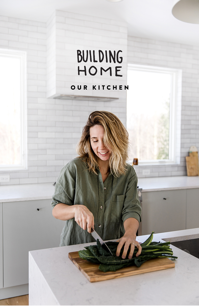 Building Home: Our Kitchen Reveal with Fireclay Tile. A Scandinavian style Farmhouse in Northern Michigan. The Fresh Exchange.