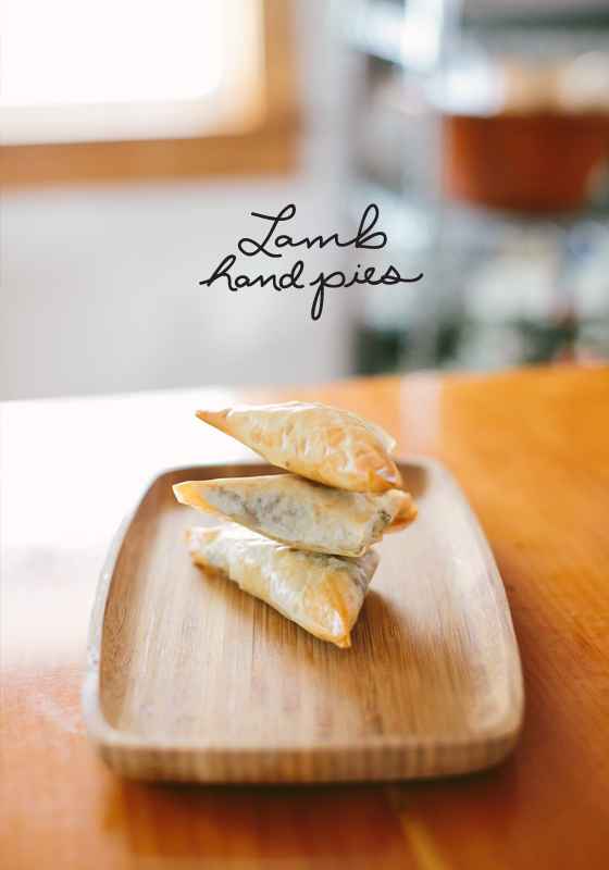 Lamb Hand Pie Recipe  |  The Fresh Exchange