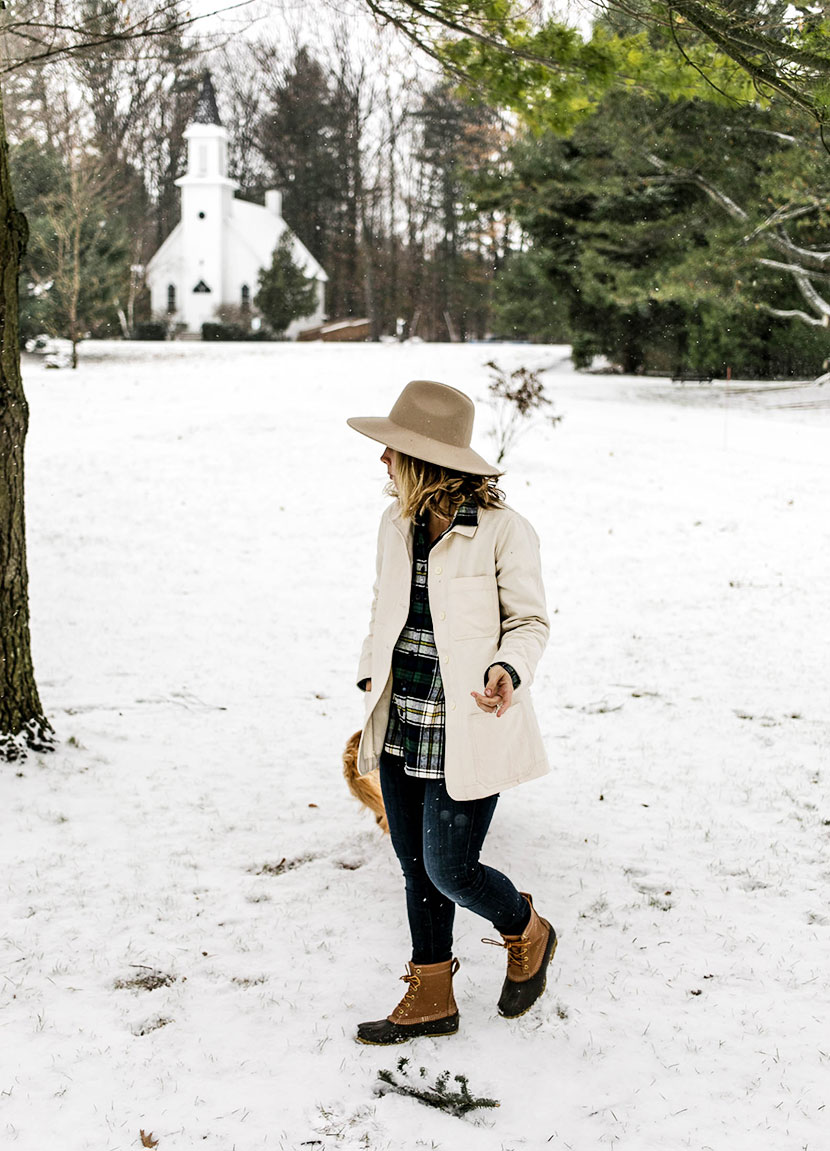 A Season of Layering with Tradlands