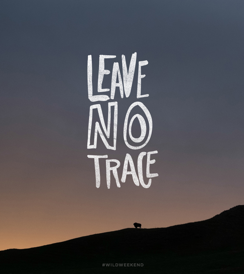 Leave No Trace | The Fresh Exchange Image by: Bryan Dale