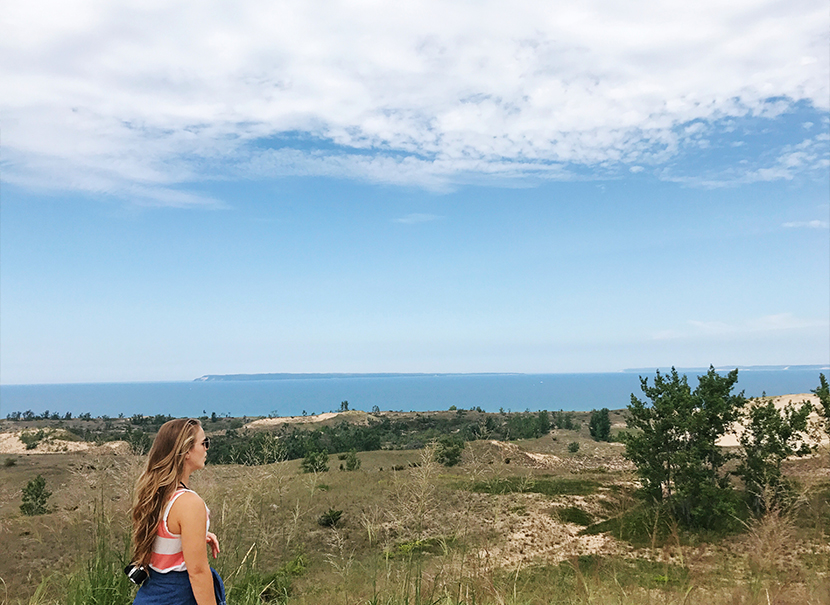 Summer Adventures in Leelanau County Michigan. More on The Fresh Exchange.