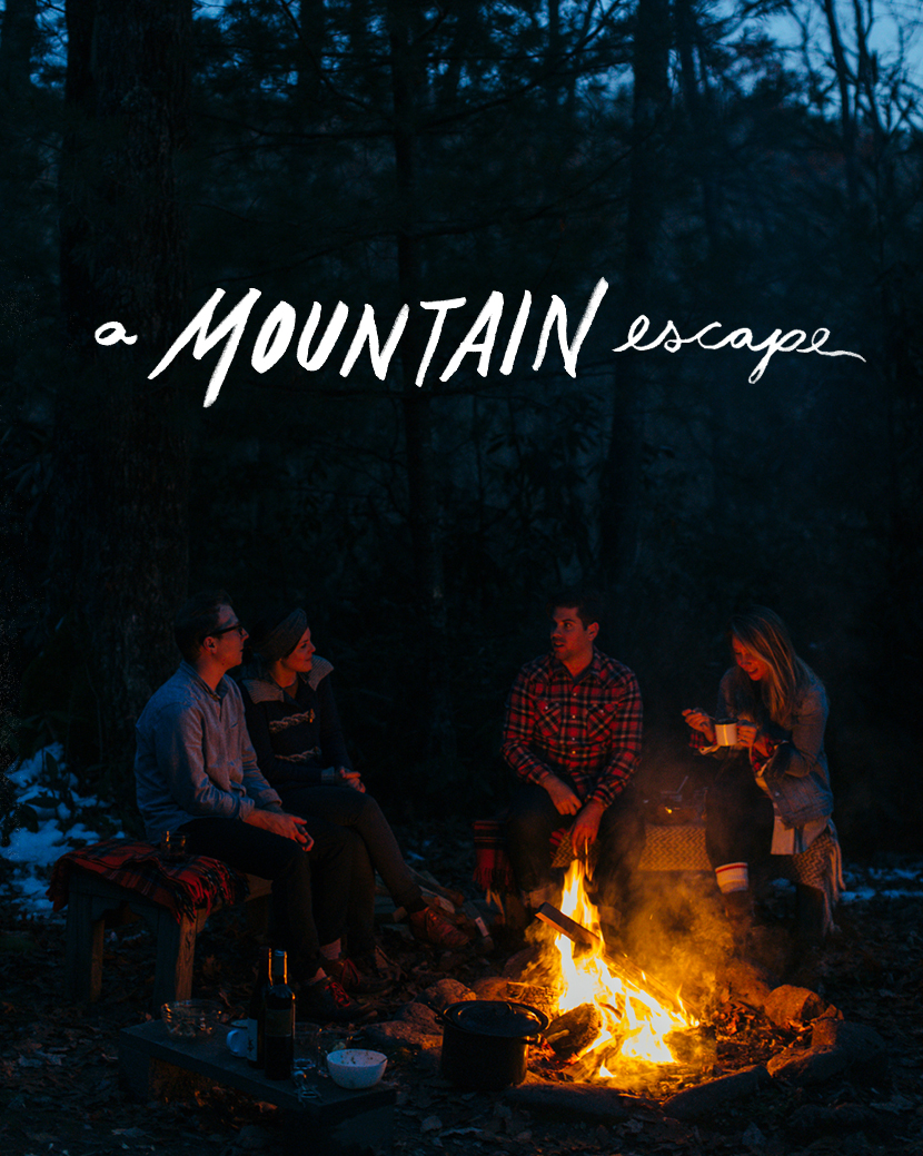 A Mountain Escape with Levi's   The Fresh Exchange