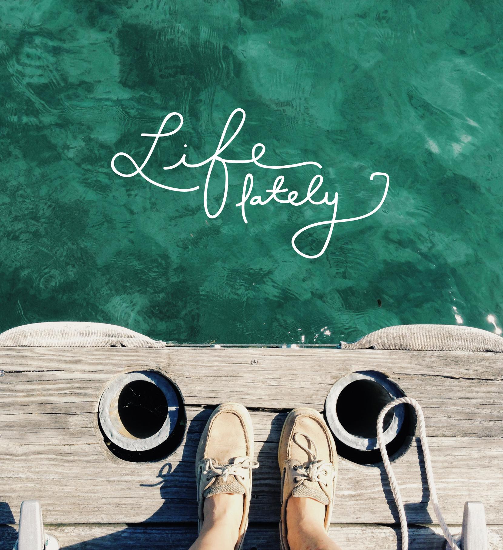 Life Lately  |  The Fresh Exchange
