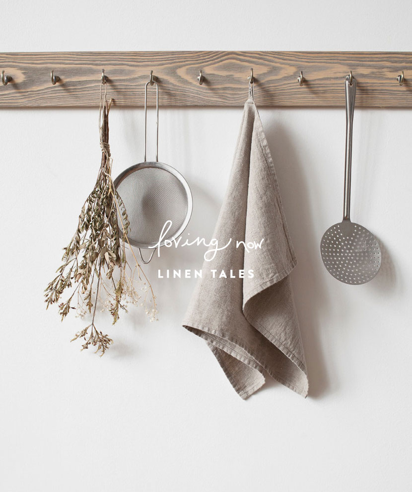Beautiful Linen Homewares | The Fresh Exchange
