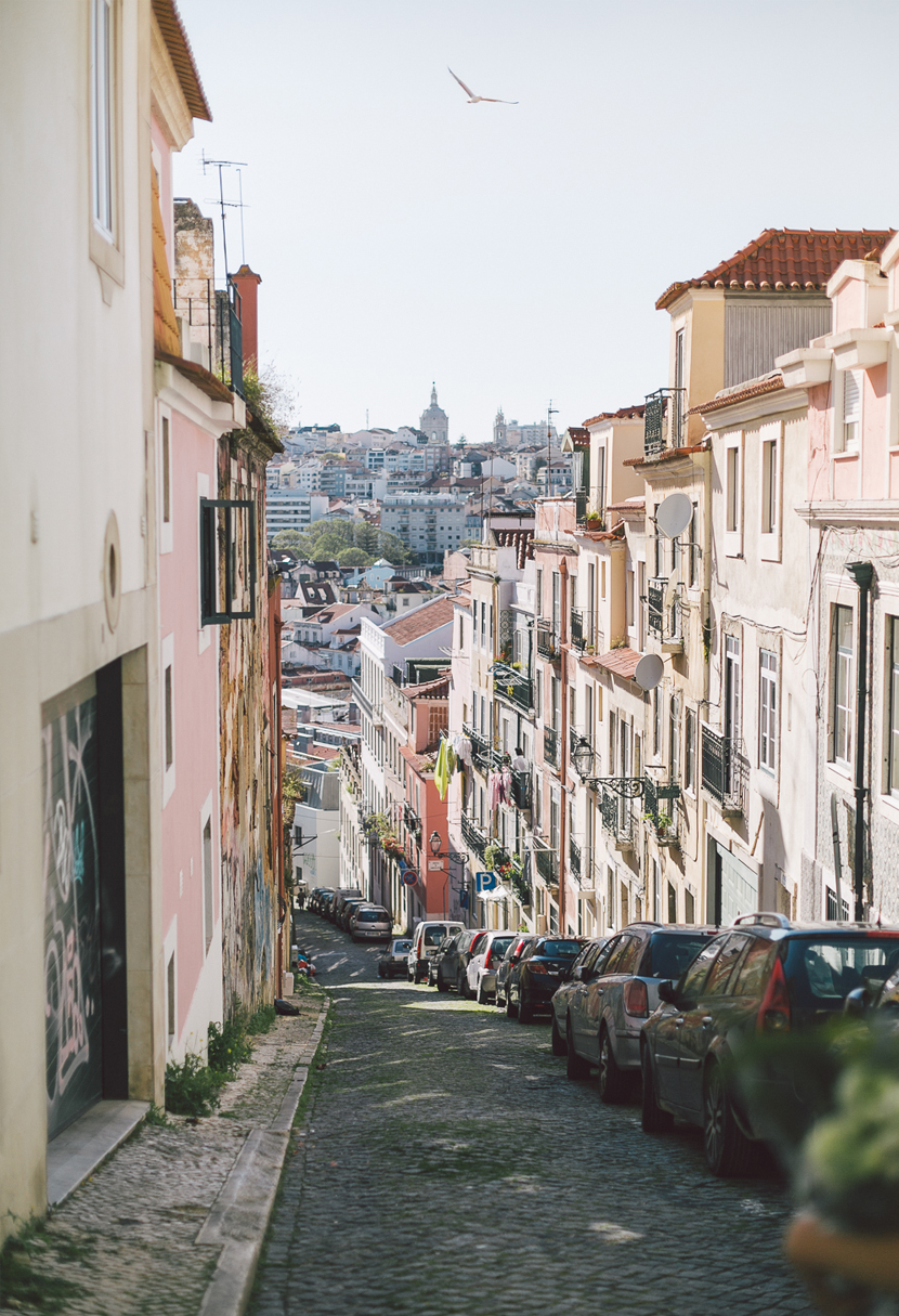 Lisbin, Portugal: Day 11  |  The Fresh Exchange