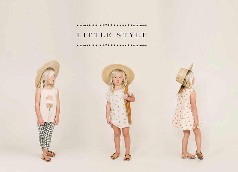 Loving Now: Littles Style | The Fresh Exchange