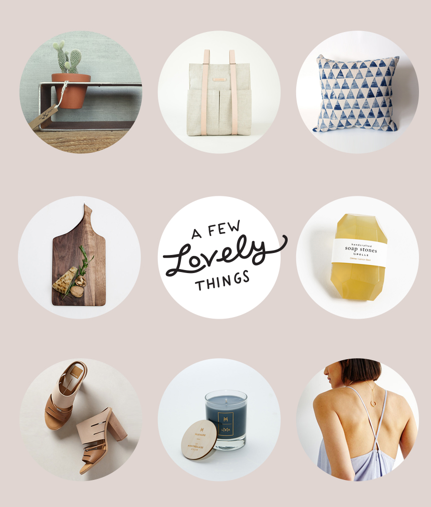 Lovely Things  |  The Fresh Exchange