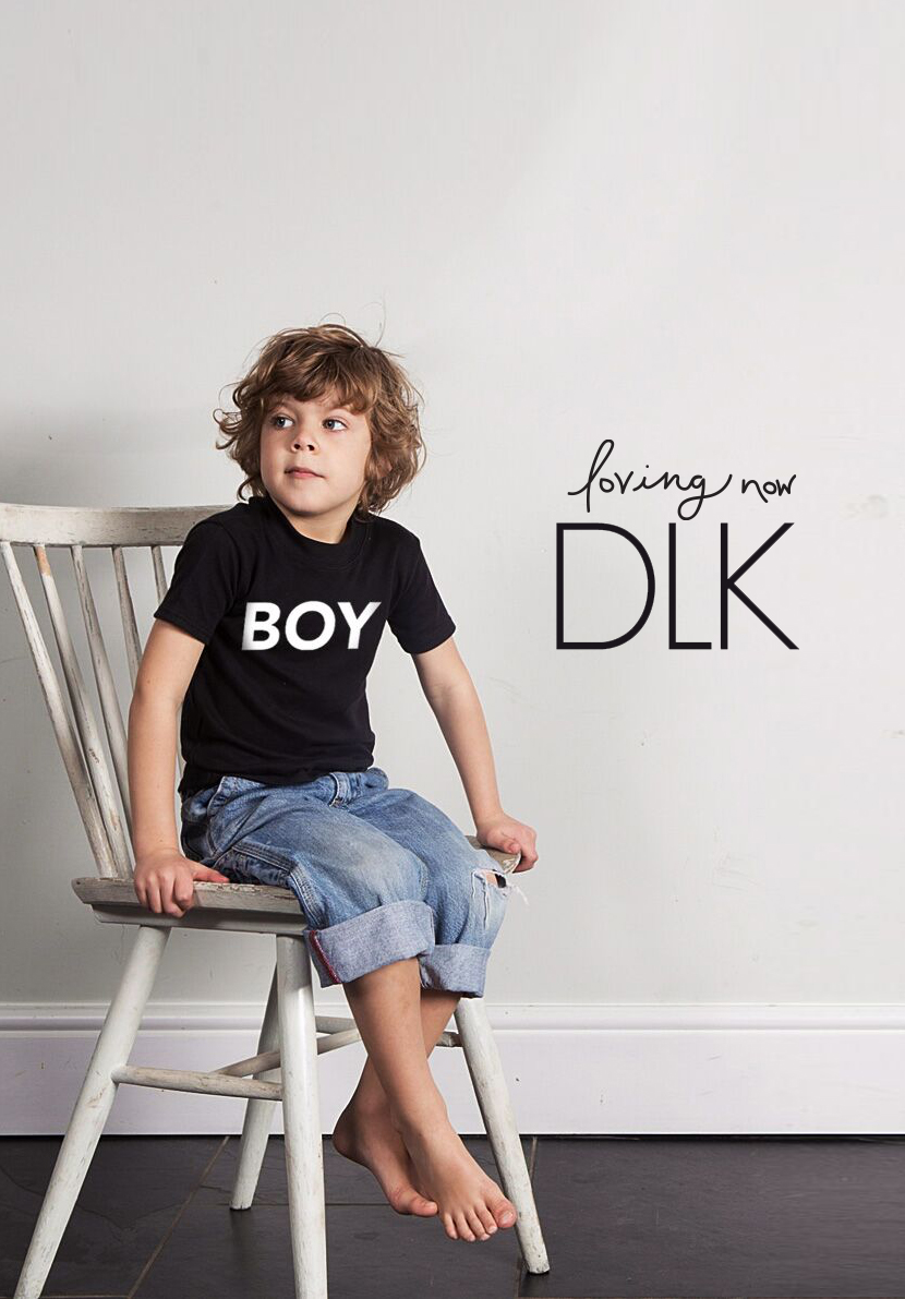 Loving Now: DLK | The Fresh Exchange