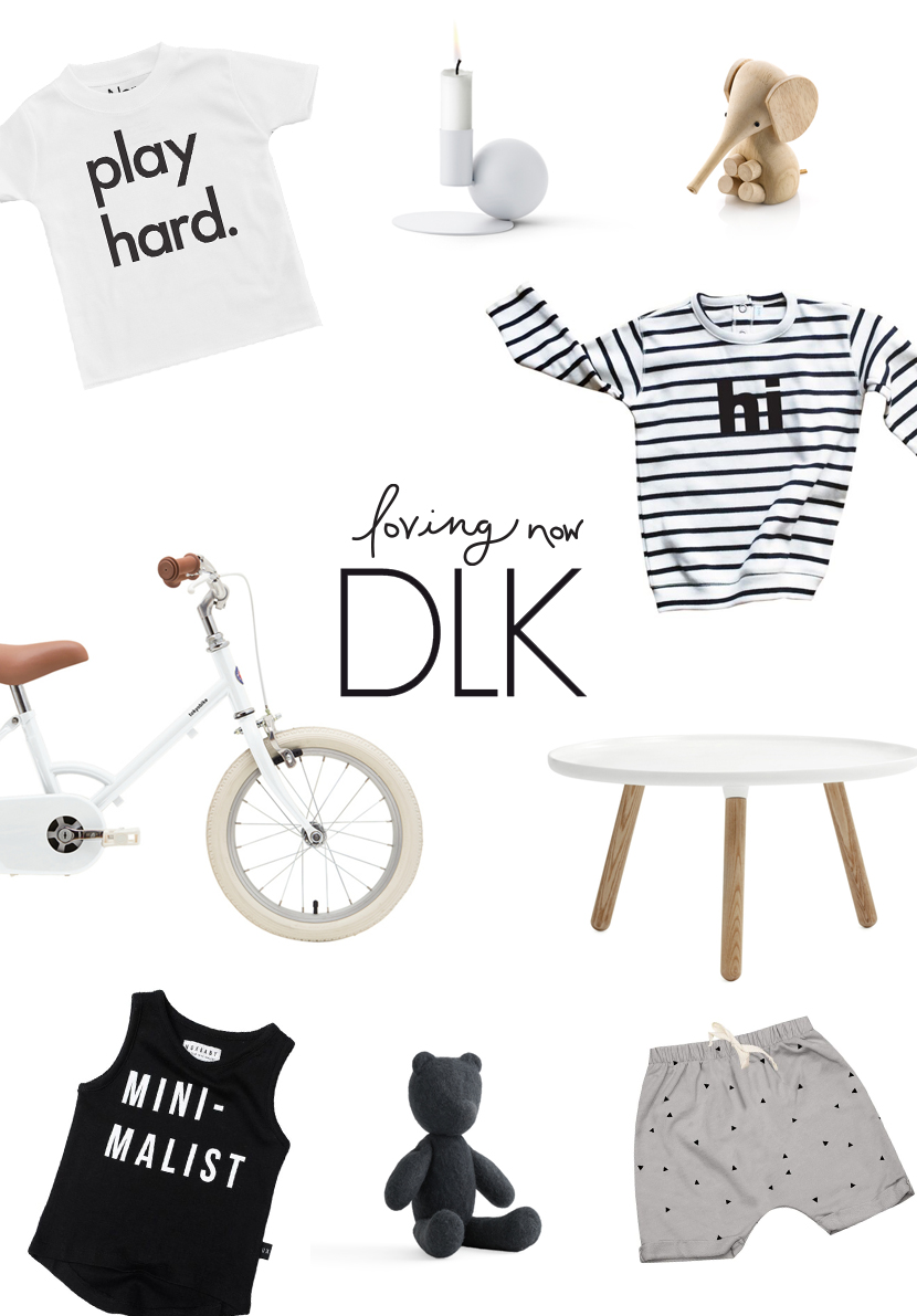 Loving Now: DLK | The Fresh Exchange